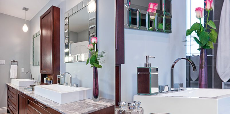 Estilos decorativos para cuartos de ba o for Banos clasicos modernos