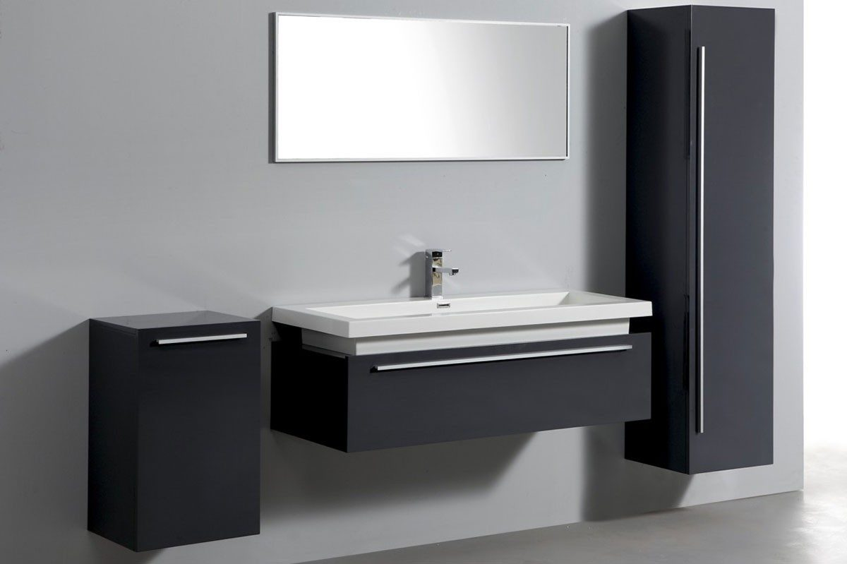 Lavabo rectangular im genes y fotos for Evier salle de bain design